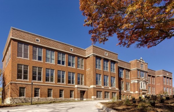 Bancroft School Apartments Missouri Preservation Award