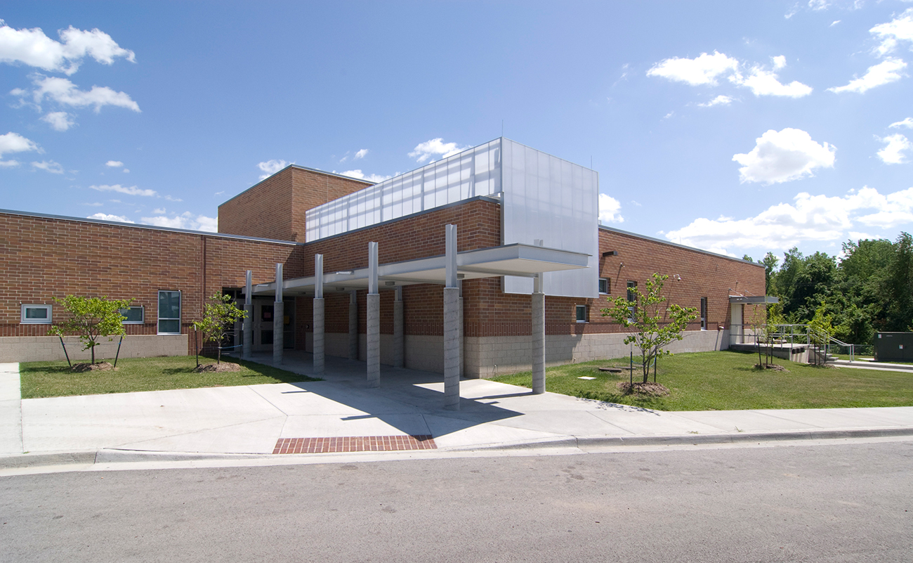 Comanche Elementary Straub Construction