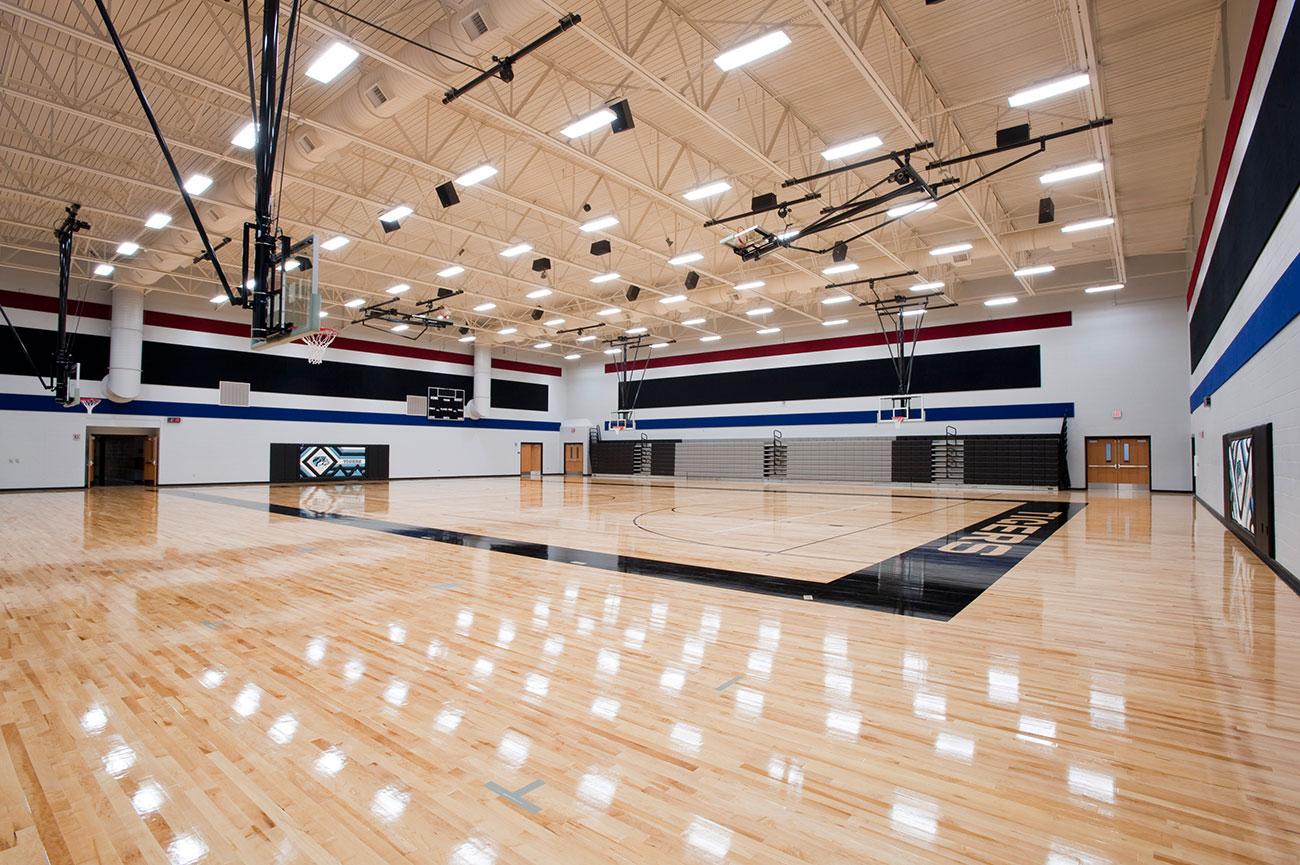 Eisenhower Middle School in Albuquerque, NM