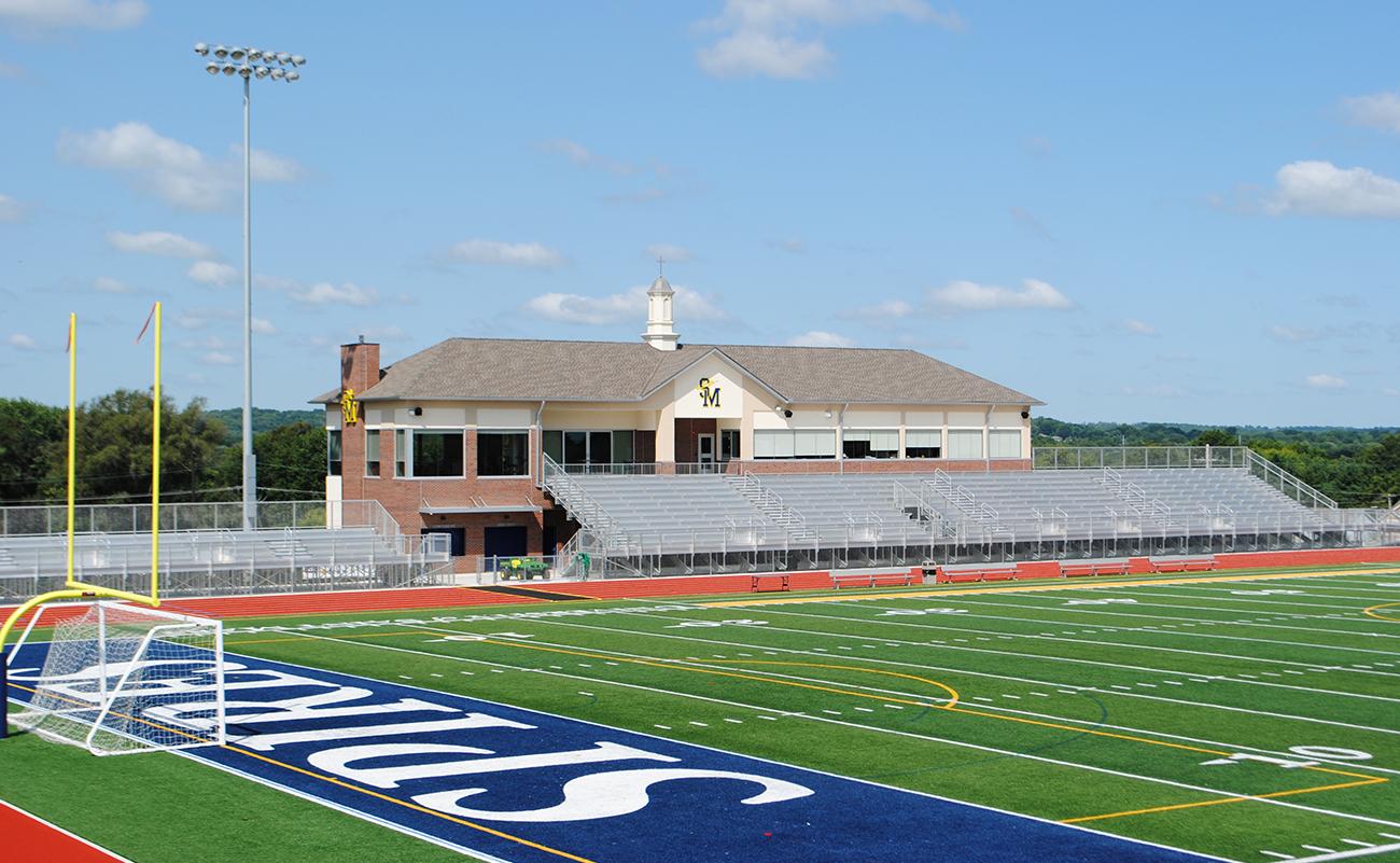 University Of St Mary >> University Of Saint Mary Berkel Stadium Straub Construction