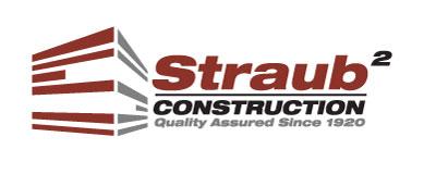 Straub Construction: S2 Logo