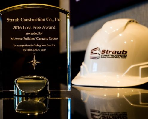 Straub Construction: Safety First