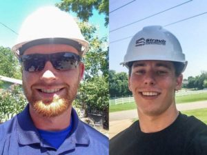 Straub Construction: 2017 Interns