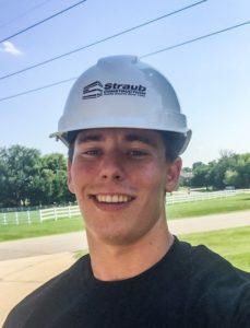 Straub Construction: Trevor Scheumann