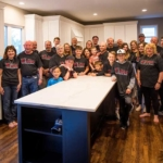 Schwab Extreme Home Makeover Crew