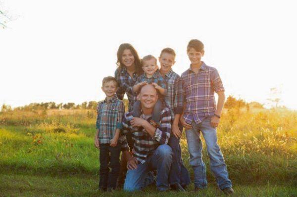 Schwab Family Photo