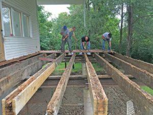 Straub Construction - 2017 Intern Project