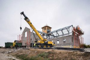 Straub Construction: Benedictines of Mary Project