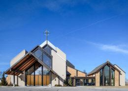 Straub Construction: Holy Trinity Adoration Chapel