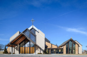 Straub Construction: Holy Trinity Adoration Chapel