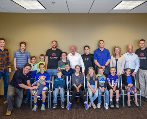 Straub Construction: Bring Your Kids to Work Day