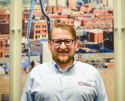 Straub Construction: Jeff Simmons