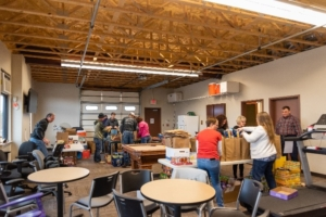 Straub Construction: 2018 Week of Giving