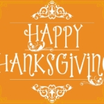 Happy Thanksgiving from Straub Construction