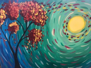 Kim McFarland Painting
