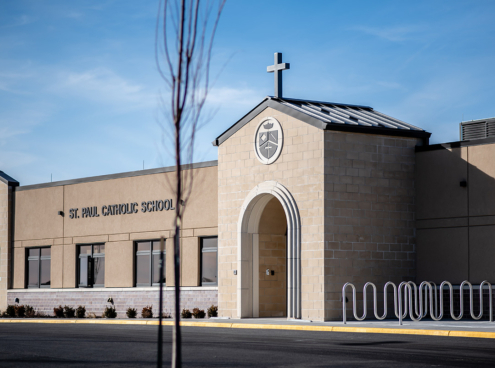 St. Paul Catholic Church and School