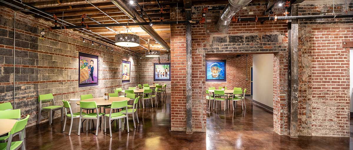 Straub Construction: One City Cafe