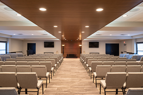 S2 Project Spotlight Maple Hill Funeral Home Renovation